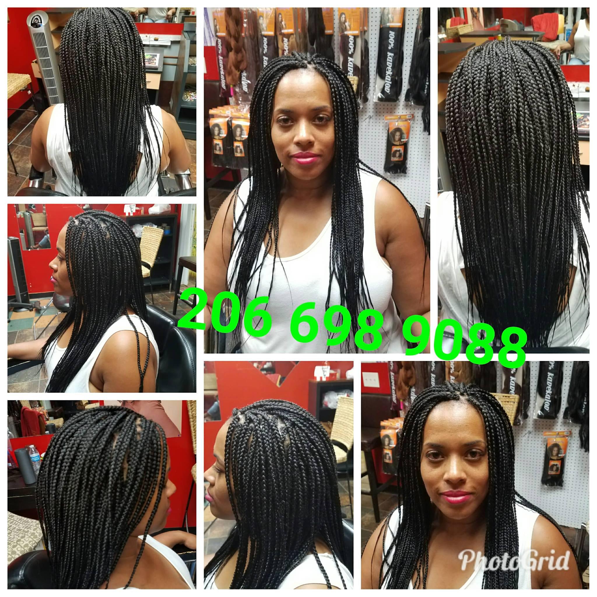 Fanta African Hair Braiding